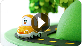 Go! Go! Cory Carson™ Smartpoint® Cory