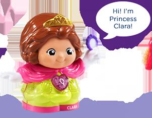 go go smart friends princess