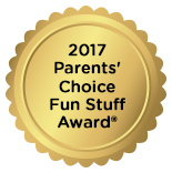 2017 Parent's Choice Fun Stuff Award