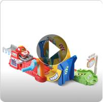 VTech® Go! Go! Smart Wheels® Revved Up Stunt Spiral™