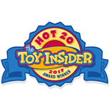 Hot 20 Toy Insider, 2017 Adward Winner