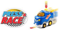 Press & Race