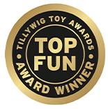 Top Fun tillywing toy Award Winner