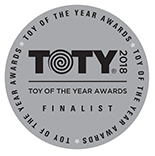 Toty 2018, Toy of the year Awards
