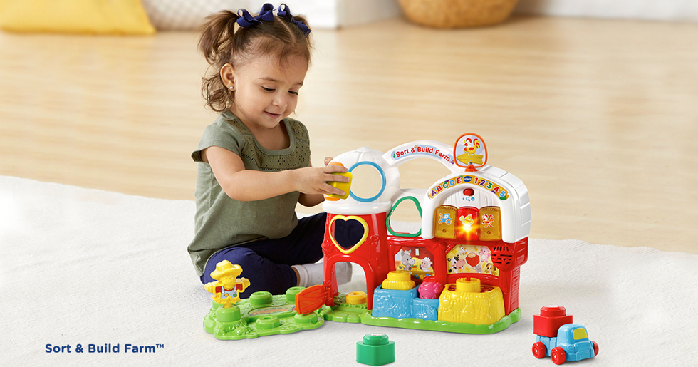 Best Electronic Learning Toys For Toddlers : Best kids tech toys electronic learning vtech america