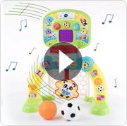 VTech® Count & Win Sports Center™