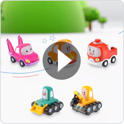 VTech® Go! Go! Cory Carson® PlayZone™ Mini Character 6-Pack™