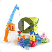 VTech® Jiggle & Giggle Fishing Set™