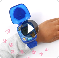 PAW Patrol Chase Learning Watch