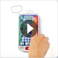 VTech® PJ Masks Super Learning Phone