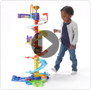 VTech® Go! Go! Smart Wheels® Ultimate Corkscrew Tower™