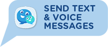 send text & voice message