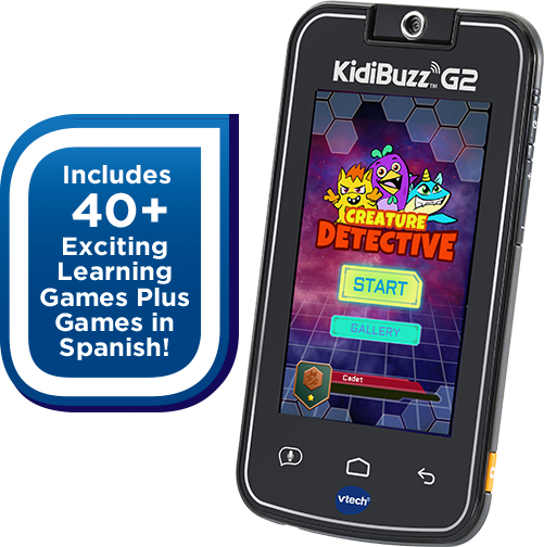 Includes 40+ Exciting Learning Games Plus Games in Spanish!