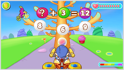Math Planet - Math Tree Rescue (Screen Capture)
