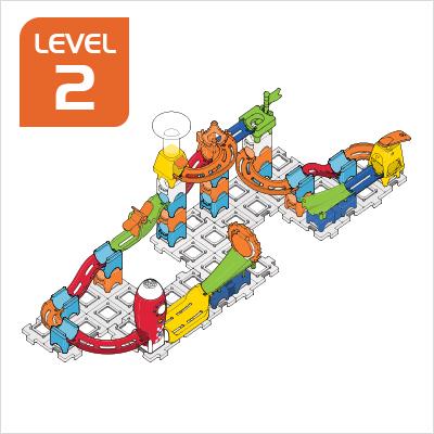Marble Rush Launchpad Set Build 9, Level 2