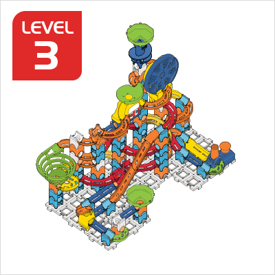 Marble Rush Ultimate Set Build 10, Level 3