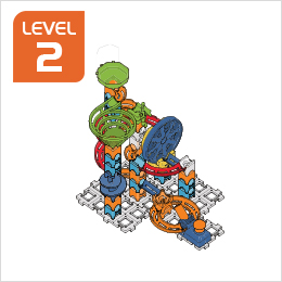 Marble Rush Ultimate Set Build 6, Level 2