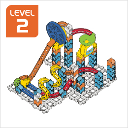Marble Rush Ultimate Set Build 7, Level 2