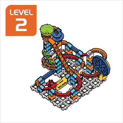Marble Rush Ultimate Set Build 8, Level 2