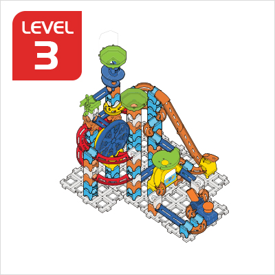 Marble Rush Ultimate Set Build 9, Level 3