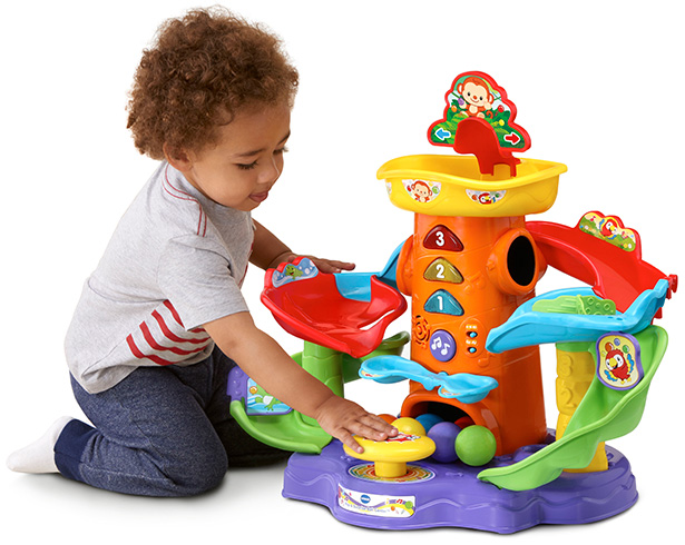 Pop A Balls Infant And Toddler Learning Toys Vtech