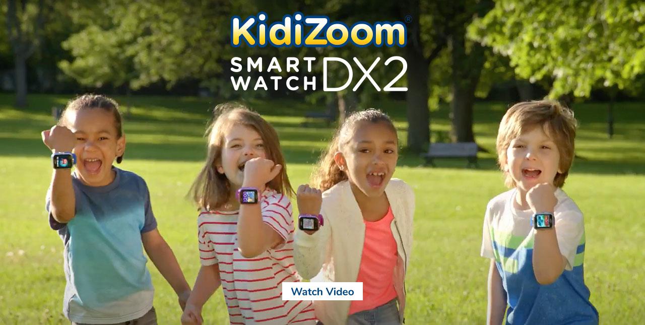 Kidizoom® SMARTWATCH DX2