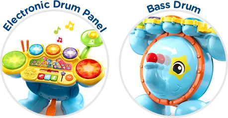 Electronic Drum Panel