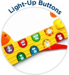 Light-Up Buttons