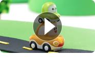 Go! Go! Cory Carson™ SmartPoint® Cory & Chrissy