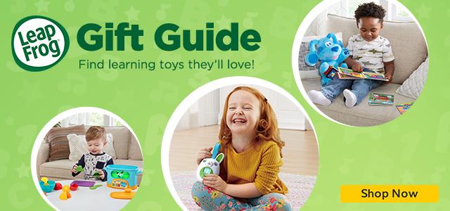 LeapFrog Gift Guide