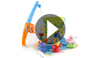 VTech<sup>®</sup> Jiggle & Giggle Fishing Set<sup>™</sup> - video thumbnail