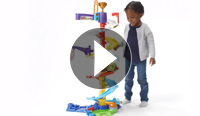 VTech<sup>®</sup> Go! Go! Smart Wheels<sup>®</sup> Ultimate Corkscrew Tower<sup>™</sup> - video thumbnail