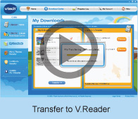 Transfer to V.Reader