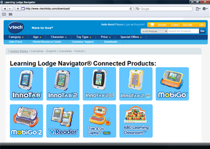 http://www.vtechkids.com/download download page