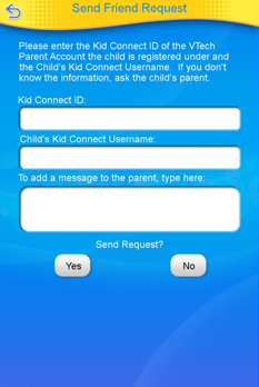 Sending Friend Requests