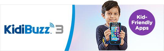 KidiBuzz 3 Kid-friendly Apps